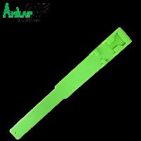 Пов'язка-мітка на ногу, пластикова Kerbl (зелена)